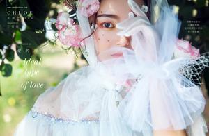 克洛伊旅拍/揭秘大师级新娘妆造~美炸了
