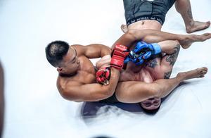 格斗界最强黑马,国内全新顶级MMA赛事强势崛起