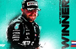 F1俄罗斯站冠军博塔斯解了一口恶气