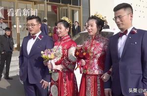 马云给援鄂医护姐妹婚礼随份子,最美新娘,值得最好祝福