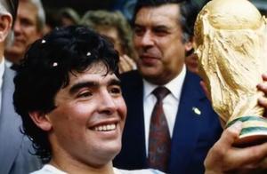 泪别巨星!传奇球王马拉多纳去世,享年60,梅西C罗发文悼念