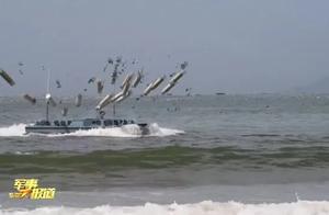 目标是谁!解放军福建海域演练登岛作战,多款装备霸气登场