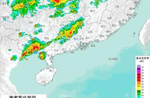 罕见!除夕夜闪电风暴携冰雹突袭广西,权威预报:暴雨大降温要来