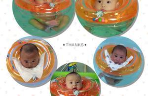 湖南一满月女婴在家游泳窒息死亡,在家长的监护下因脖圈勒窒息离世