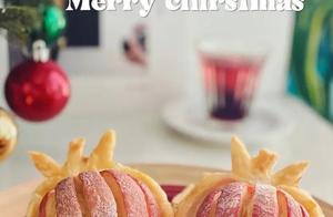 手抓饼酥皮苹果