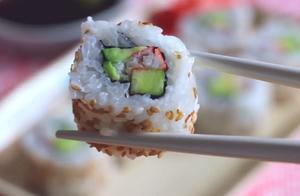 吃了20多年寿司才知道,原来寿司的做法这么简单,这也太简单了吧