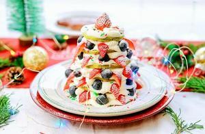 浓情圣诞,教你做一棵可以吃掉的圣诞树