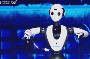 段奥娟化身追光者,浪姐变AI,这场技术流舞台也太高级了