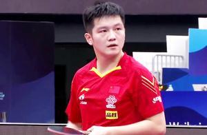 顶住压力!樊振东4-2击败林昀儒,与马龙一起晋级世界杯4强