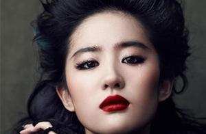 娱乐圈睫毛精:刘嘉玲长睫毛撞脸蔡明,戚薇直接抵到眉毛了