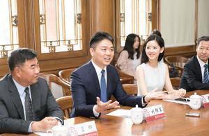 刘强东卸任后又有新事业,携妻子加入口罩大军,新开医疗器械公司