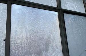 冷冷冷!-24.4°C!潍坊最低温破历史极值!泼水成冰