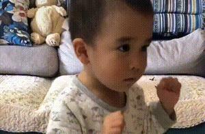 幼儿版lisa螃蟹舞火了,网友表示爱了:让你模仿,没让你超越