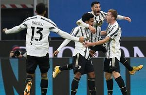 3-1大胜!尤文客场送AC米兰赛季首败,C罗0进球+0助攻