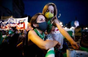 阿根廷参议院将对堕胎合法化法案展开辩论,反对堕胎者不在少数