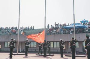 中南大学第二十届校运动会开幕!快来pick你最喜欢的方阵!