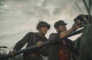 《金刚川》15.84万场次创国产电影纪录,吴京张译果然旺票房