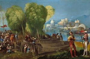 风靡一时的威尼斯绘画,如何演绎光线与色彩的融合