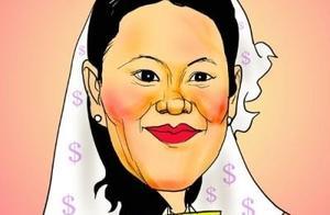 碧桂园女首富,700亿身价
