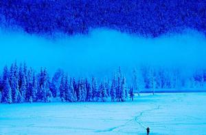 中国最美的雪景,所见之处银装素裹,美得遗世独立