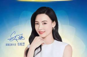 牵手乘风破浪的姐姐 倡导顶配保护力 美赞臣宣布张柏芝成为蓝臻品牌大使