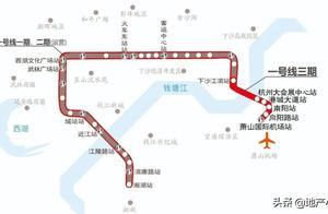 杭州地铁拼了,年底再完工3条线!这份「500米内」地铁盘名单