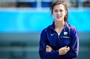 下一个谷爱凌?中加关系动荡之际,这位有着华裔血统的加拿大田径美女选手入籍中国,将代表中国参加东京奥运