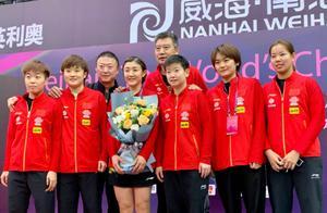 陈梦世界杯夺冠不仅因为自己腿粗,背后的大树更粗!-乒乓国球汇