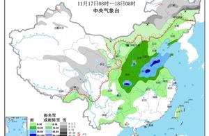 大范围强雨雪天气,超7成国土将被fu盖