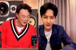 王一博与陈奕迅连线,透露将发新歌,学会邀请嘉宾上《天天向上》