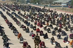 值得关注!印度开始招募边境安保,3万人参加坐地考试