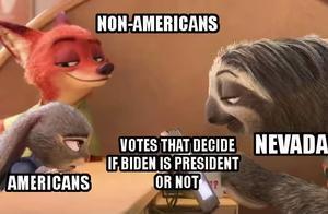 要赢美国大选就差这六票,怎么出得这么慢?全世界都盯着内华达州