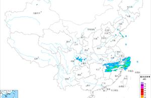 确定!寒潮加强,南方雪范围扩大!权威预报:广西广东福建要下雪