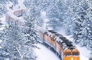 北极漠河雪国列车:看极光驯鹿,这里藏着冬日所有的浪漫