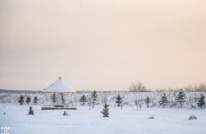南方人一辈子要去东北看一回雪体验一把-30℃的感觉