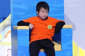 这个孩子让李诞都惊艳了:别人的8岁,能拥有多大的能量