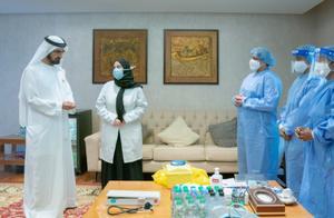 阿联酋总理接种中国新冠疫苗,阿联酋政府:该疫苗安全有效