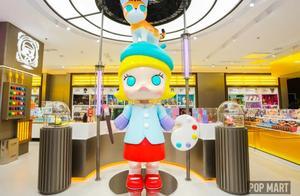 泡泡玛特上市,高开超100%,这家潮玩公司凭什么值千亿港元?