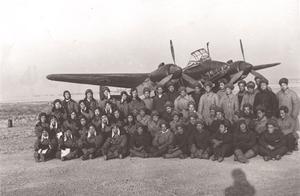 闪光的航迹丨第一次参加空地联合作战:轰炸大、小和岛