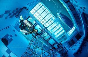 世界最深泳池DeepSpot即将在波兰对外开放