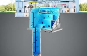 世界上最深的游泳池现已开放!游泳池深达45.5米