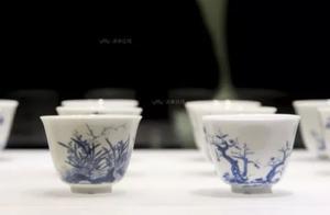 罕见的成套十二月花神杯!湖北省博物馆藏瓷器(中):清三代