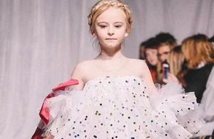 双腿截肢9岁女孩获邀去巴黎T台走秀!超励志!不认命就是我的命