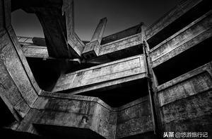 上海这栋建筑,不是鬼屋,游客把这里当鬼屋来探险,还容易迷路!