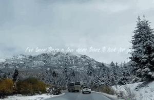 九寨沟酒店界的颜值担当,云端之上,秋色与雪景共赏