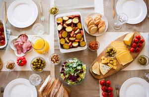 吃饭都有仪式感的人,才能向生活优雅致意