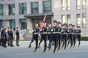 1·10警察节,警礼服再次亮相公安部!啥时配发?