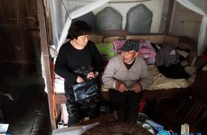 两代人62年的坚守 浙江宁波一家两代人接力照顾非亲非故残疾人