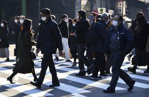 日本10岁小女孩染变种病毒!疑为社区感染政府否认感染范围扩散