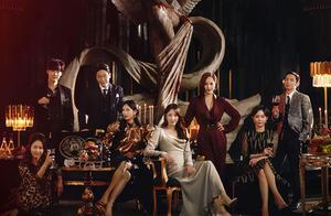韩剧《顶楼》剧情狗血,全员恶人,女主智商上线开启复仇之路
